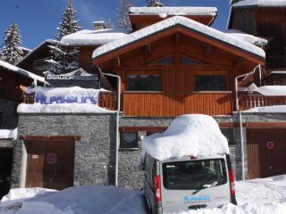 Alpoholics - Chalet Blanchot - Macot-la-Plagne vacation rentals