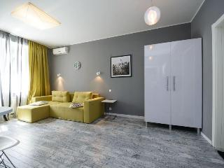 Euro Designed One Bedroom Apartment in Kiev Center - Kiev vacation rentals