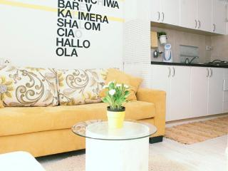 Cool Garden Apartment At Ben Yehuda - Tel Aviv vacation rentals