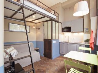Small Artist Studio Close to Canal Saint Martin in Paris - Paris vacation rentals