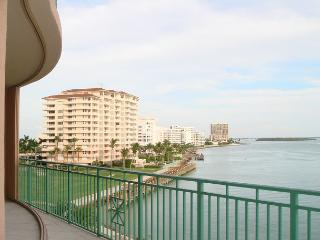 Natural beauty meets ornate splendor in this magnificent beachfront condo - Marco Island vacation rentals