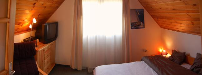 Bedroom - Holiday house with a nice green garden at the lake - Balatonboglár - rentals