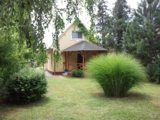 Holiday house with a nice green garden at the lake - Balatonboglár vacation rentals