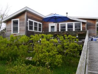 Bright 3 bedroom Cottage in Fair Harbor with Deck - Fair Harbor vacation rentals