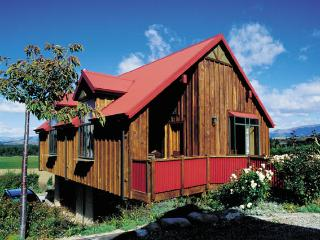1 bedroom Cottage with Deck in Lake Hawea - Lake Hawea vacation rentals