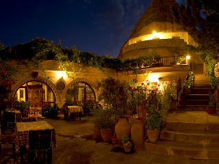 Stay in the Carved Natural Rock Formation in Cappadocia - Cappadocia vacation rentals