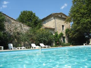 Beautiful, comfortable apartments Drôme Provençal - Sauzet vacation rentals