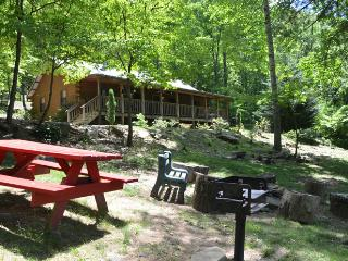 Amazing 4 Bedrm Cabin in the Heart of the Smokies - Cherokee vacation rentals