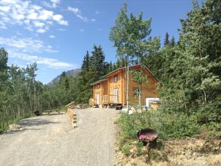Cabins Over Crag Lake, Carcross / Whitehorse Yukon - Carcross vacation rentals
