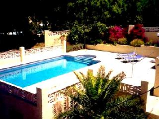Villa, 4 persons, Altea (La Vella) private pool. - Altea la Vella vacation rentals