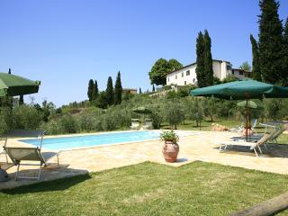 Villa Maria Giovanna Lovely tuscany villa w/pool - Florence vacation rentals