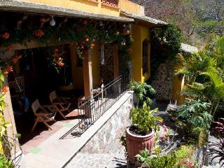 Pamakanya-Lush Gardens, Volcano Views, Lake Front - Jaibalito vacation rentals