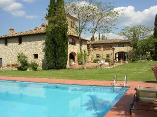 5 bedroom House with Private Outdoor Pool in San Casciano - San Casciano vacation rentals