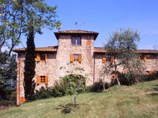 4 bedroom House with Private Outdoor Pool in San Casciano - San Casciano vacation rentals