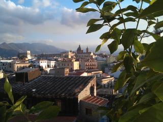Charming rooftop apartment downtown - Palermo vacation rentals