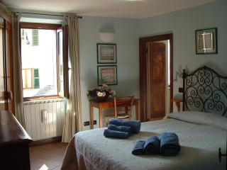 Typical double room in the Como Lake mountains - Casargo vacation rentals