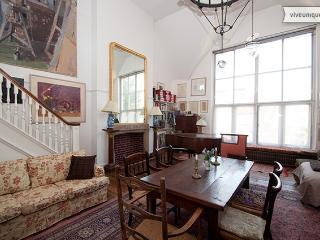 Grand artist's house, Kensington, sleeps 7 - London vacation rentals