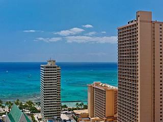 WAIKIKI BANYAN-Deluxe Ocean View-April OPEN! - Honolulu vacation rentals