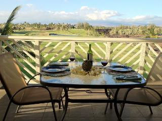 Lovely Fairway Villas  Penthouse unit. Mountain views - Waikoloa vacation rentals