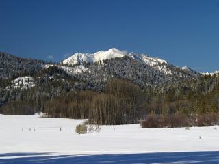 Spectacular Camas Meadows Eco-Lodge - Leavenworth vacation rentals