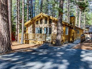 Updated log cabin in the woods! - South Lake Tahoe vacation rentals