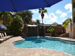 Coconut Cove Standard 1 Bedroom 2 Queens Tropical Swimming pool with waterfall - Clearwater Beach vacation rentals