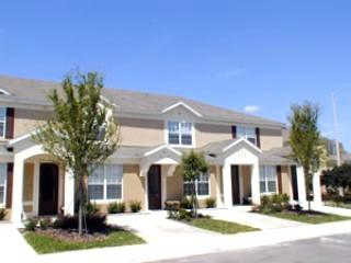 3BR/3BA Windsor Hills Townhome with splash pool in Kissimmee (OP7652-E) - Image 1 - Kissimmee - rentals