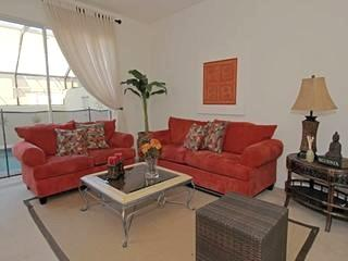 3BR/3BA Windsor Hills townhome with splash pool (SKC7663) - Image 1 - Kissimmee - rentals