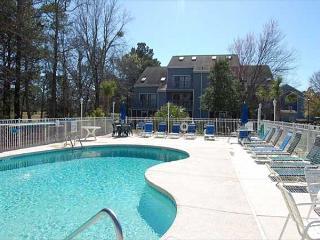 Golf Colony 16F | Inviting Condo w/ Screened Porch & Backyard Pool - Myrtle Beach vacation rentals