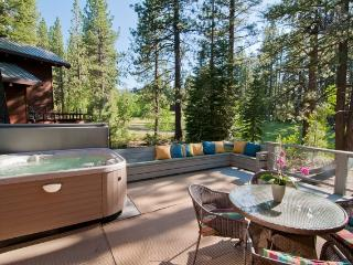 NORTHSTAR LODGE+HOTTUB AMAZING, SUNNY, FAMILY HOME - Truckee vacation rentals