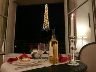 Parisian Apartment with Eiffel Tower View - Ile-de-France (Paris Region) vacation rentals