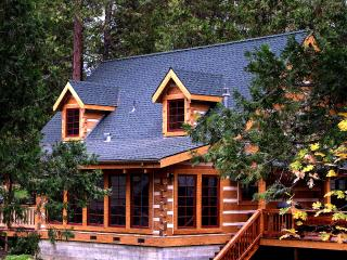 The Mount's Bass Lake Log Cabin with WIFI - Bass Lake vacation rentals
