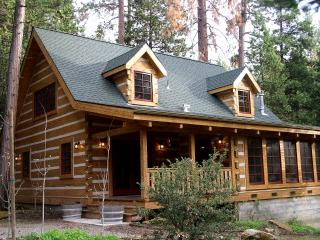 The Mount's Bass Lake Log Cabin Vacation Rental - Bass Lake vacation rentals