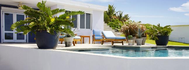 Heated Salt Water Pool - Surf Side Vieques - Salt Water Pool, Ocean View - Isla de Vieques - rentals