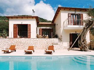 Luxury villa steps from the beach, villa Christina - Sivota vacation rentals
