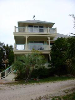 Sand Castle on the Forgotten Coast - Carrabelle vacation rentals