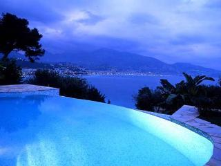 Ocean views at Roquebrune Cap Martin. AZR 264 - Théoule sur Mer vacation rentals