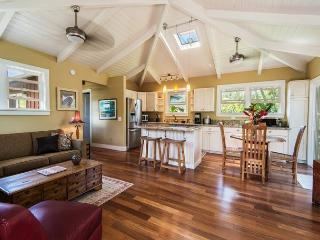 In Heart of Hanalei, Short Walk to the beach and town - Beautiful Kealoha!! - Princeville vacation rentals