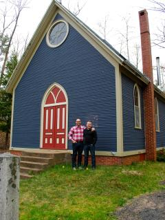 Fabulous and Comfy Converted Church - Annapolis Royal vacation rentals