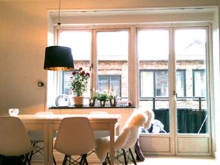 Lovely Copenhagen apartment in beautiful area - Copenhagen vacation rentals