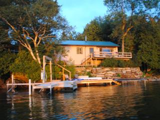 Cottage on St. Lawrence River Near Thousand Islands, NY - Thousand Islands vacation rentals
