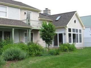 Overlooking the adirondack mountains and Lake Cham - Isle La Motte vacation rentals