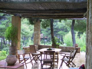 Privileged view house at the Sani area - Thessaloniki vacation rentals
