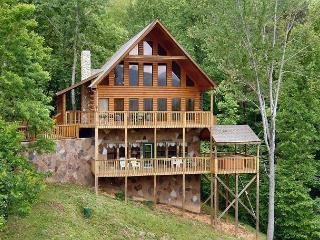 Gatlinburg Cabin in the mountains  HILLBILLY HILTON 525 - Gatlinburg vacation rentals