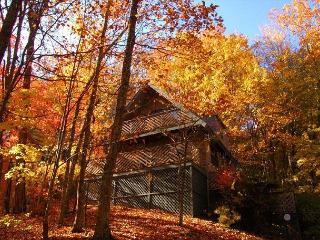 Smoky Mountains Gatlinburg 2 bedroom Cabin Heaven's Eyes 2815 - Gatlinburg vacation rentals
