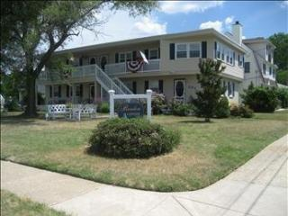 Bright Condo with Deck and Internet Access - Cape May vacation rentals