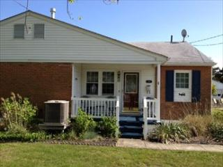 Nice House with Deck and A/C - Cape May vacation rentals