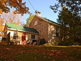 Ebenezer Schoolhouse a historic beauty - Markdale vacation rentals