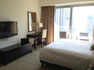 Dubai Marina - Studio at 5 Star Hotel - Water View - Dubai vacation rentals