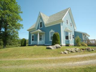 A Blue House Oceanfront Weekly Home Rental - Lockeport vacation rentals